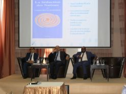 Closing Ceremony of the Capacity Building Seminar for Executives of the Gabon National Investment Promotion Agency (ANPI-GABON) Tunis, from the 15th to the 26th of July 2019