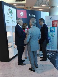 Participation de FIPA-Tunisia au Forum Africa 2017: Business for Africa and the World.